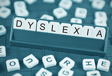 Dyslexia Warning Signs photo